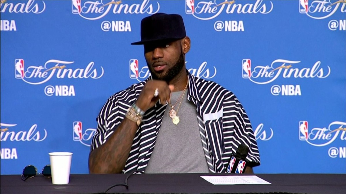 5 Bold Reasons Why LeBron James Is Leaving Cleveland