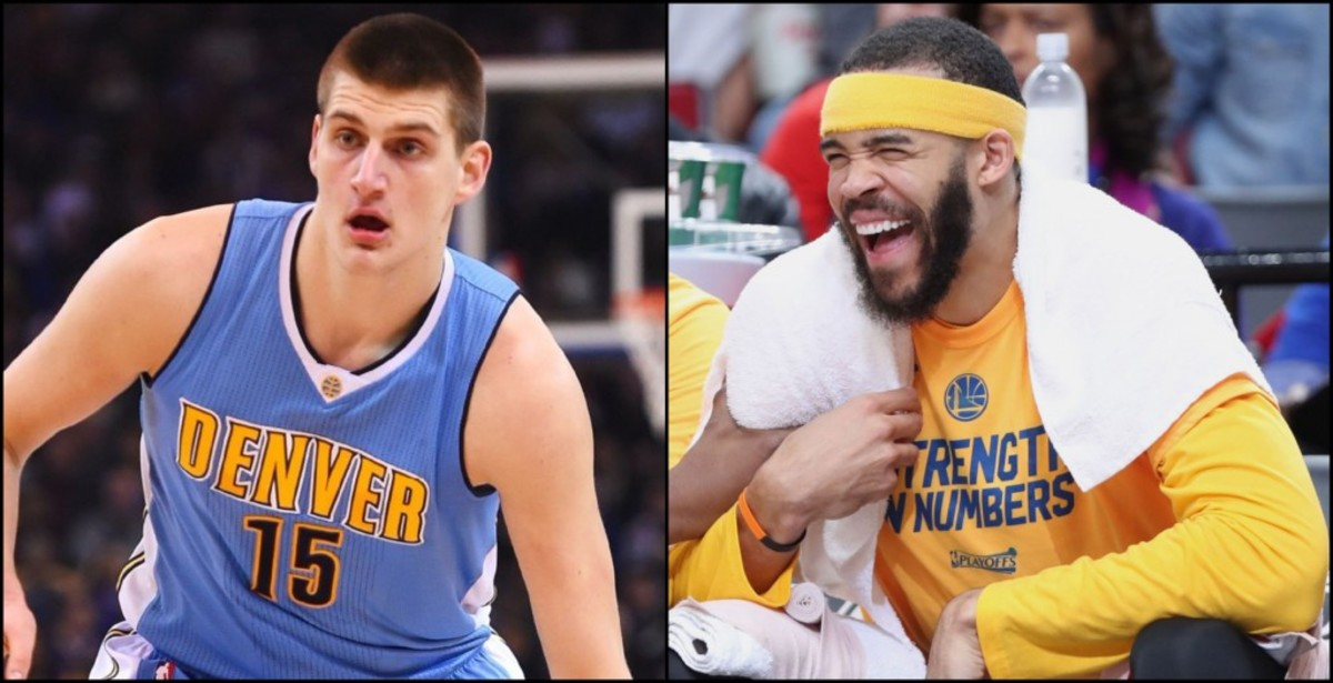 Nikola Jokic And 4 Players Who Earn Less Than JaVale McGee