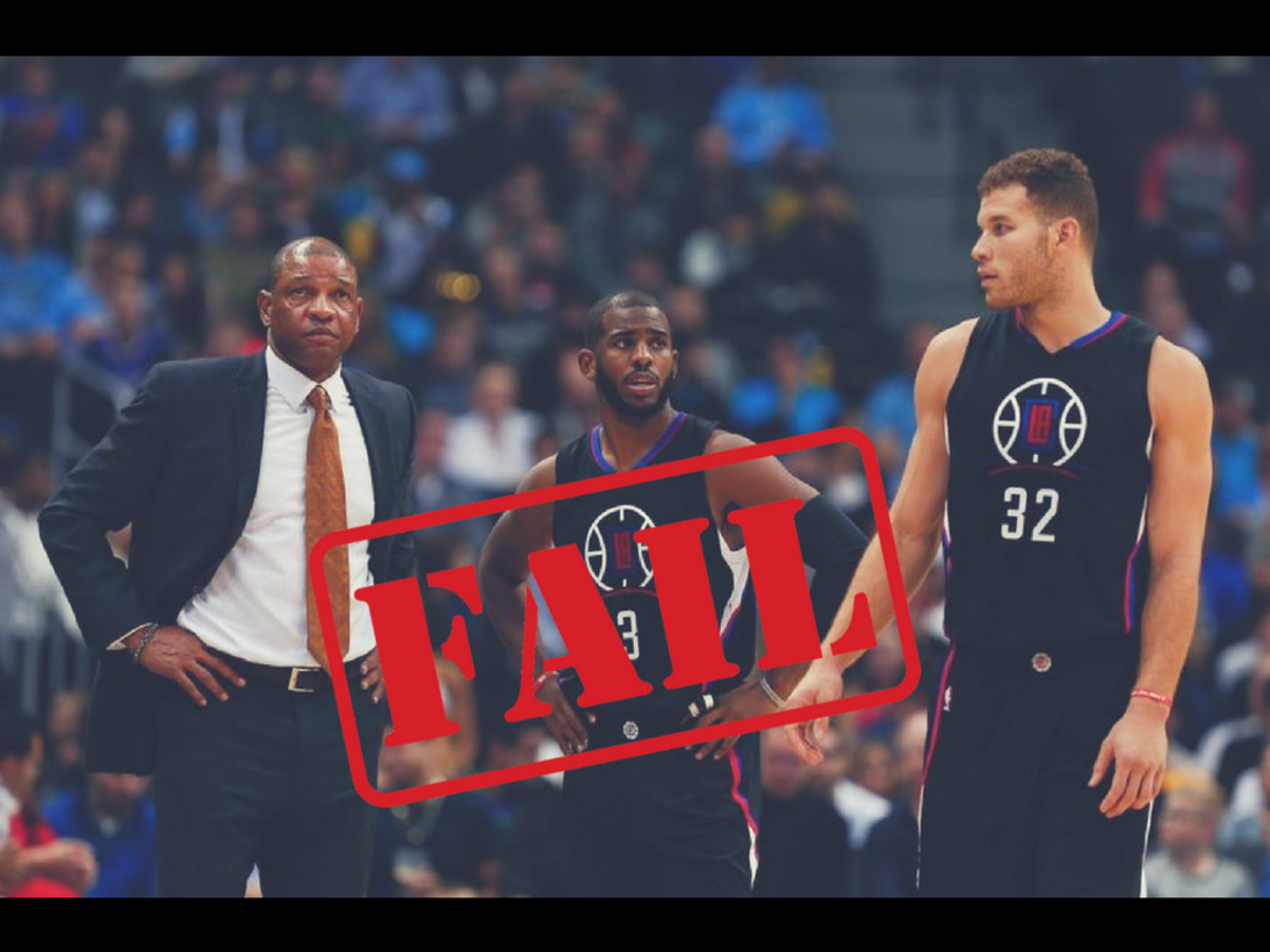 Los Angeles Clippers: The Experiment Of The Big Three That Failed
