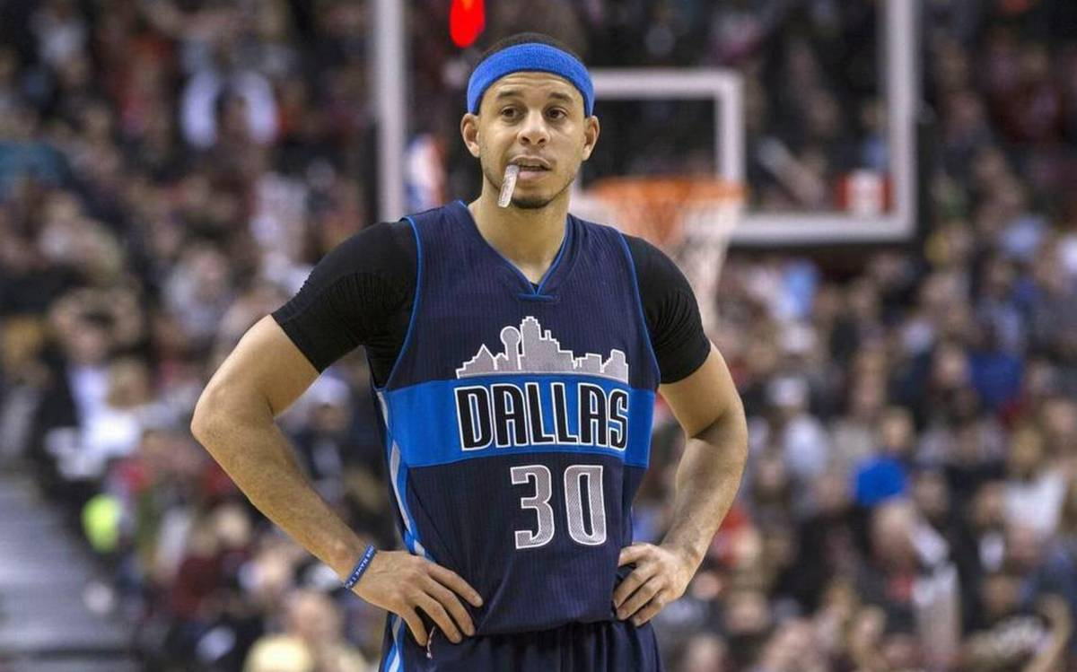 NEW Seth Curry