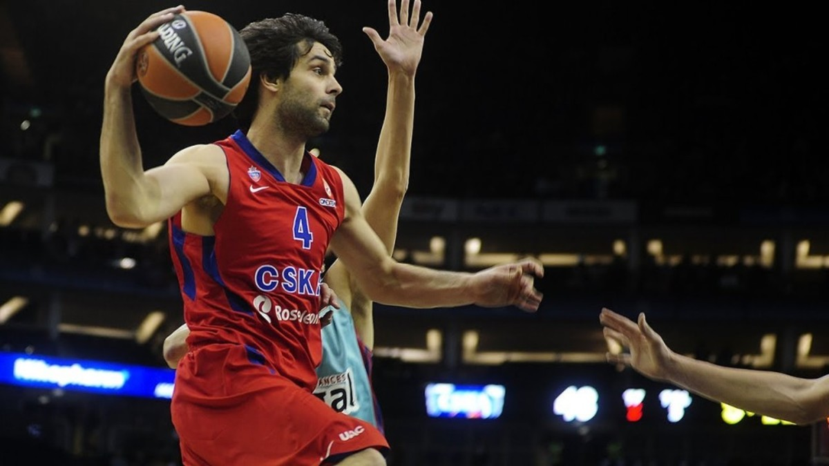 Milos Teodosic Top Destinations in the NBA