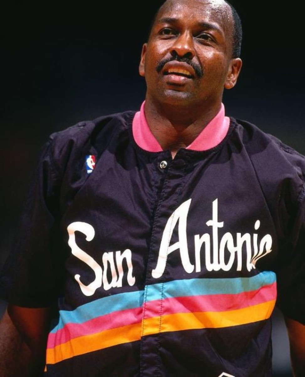moses malone spurs