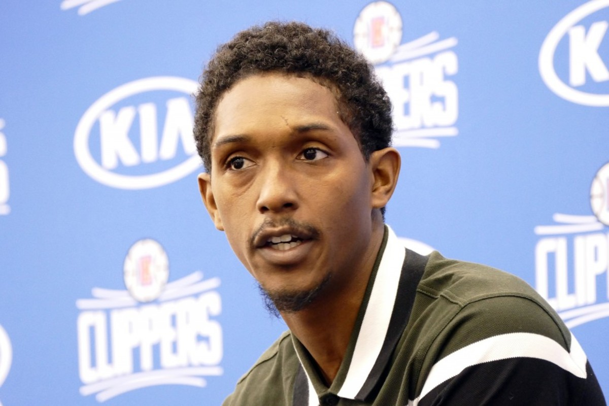 lou willi ams clippers