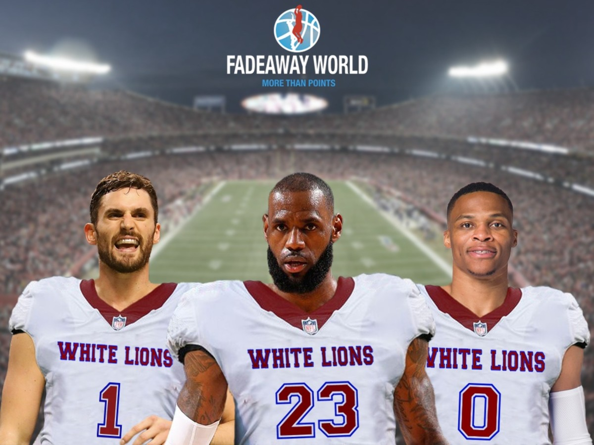 5 NBA Players That Would Be Perfect For The Super Bowl