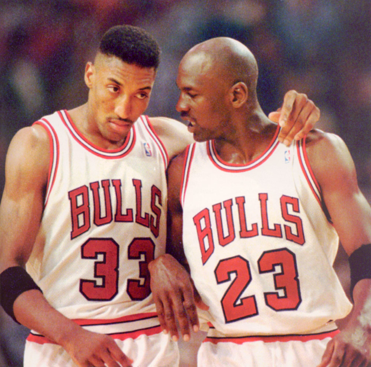 Scottie Pippen Ultimate Defender