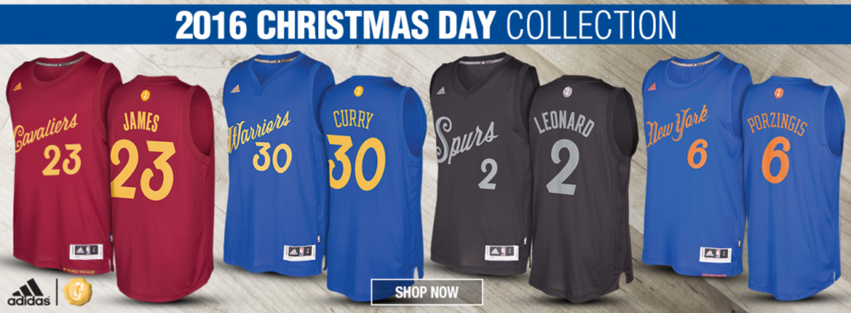 New NBA Christmas Day Uniforms Leaked 6d42ef4a6