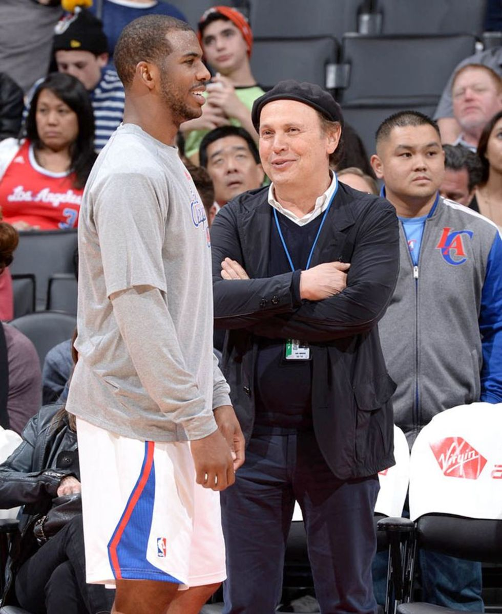 Billy Crystal - Los Angeles Clippers