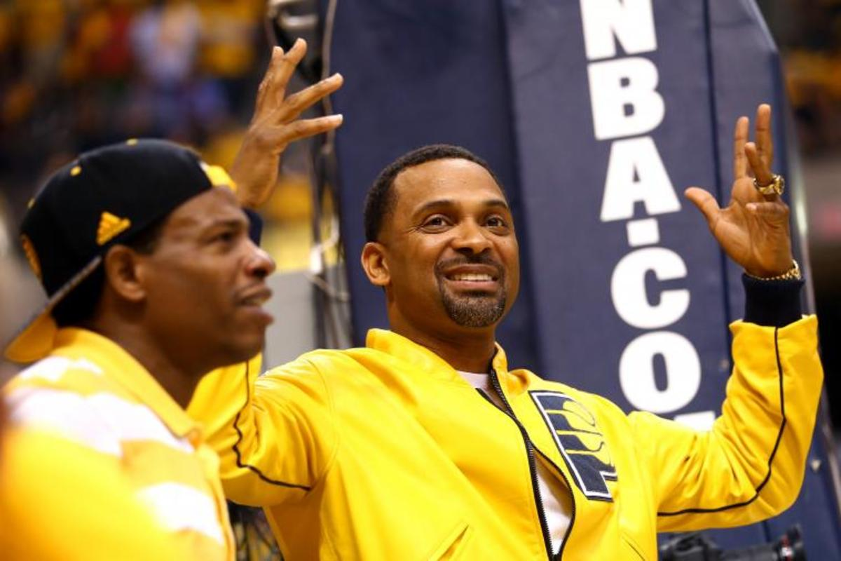Mike Epps - Indiana Pacers