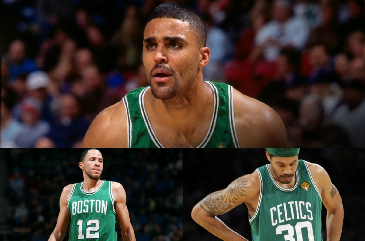 Top 10 NBA Players You Forgot Played For The Boston Celtics