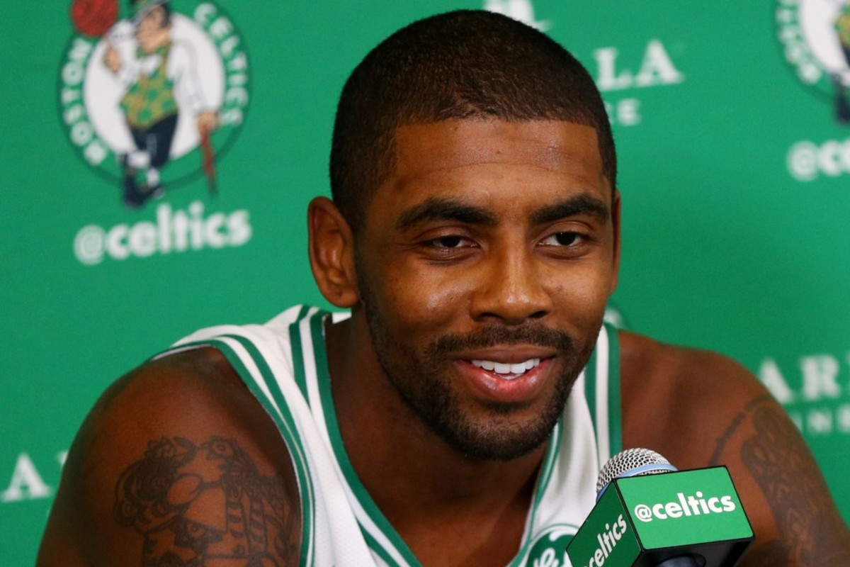 Kyrie Irving Gives His Honest Opinion On The Cavaliers Crazy Trade Deadline