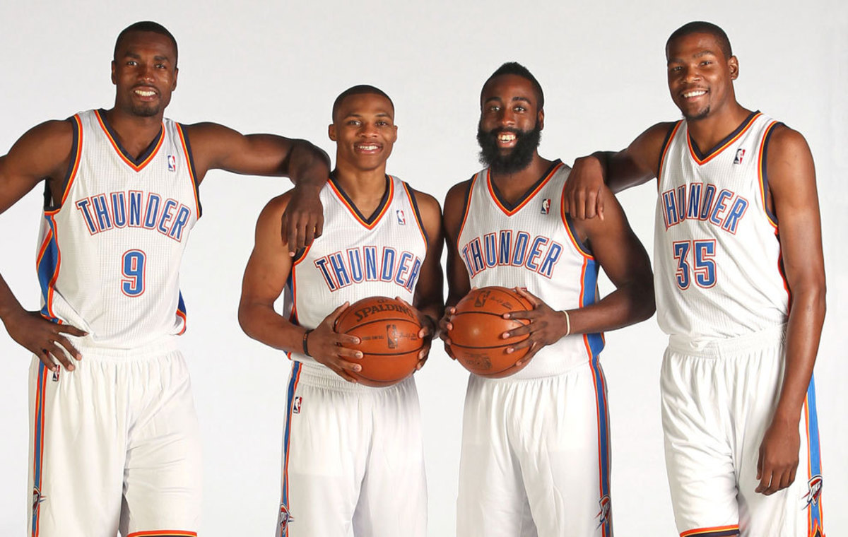 Top 10 NBA Dynasties That Never Were