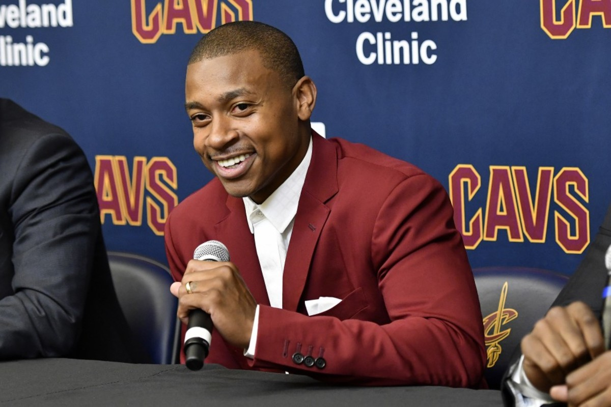 843818712-cleveland-cavaliers-introduce-isaiah-thomas-jae-crowder-and-ante-zizic