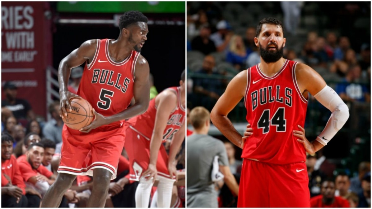 Portis and Mirotic