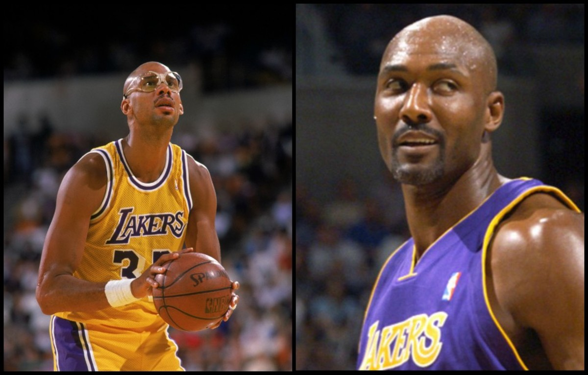 Top 10 Oldest Players in NBA History