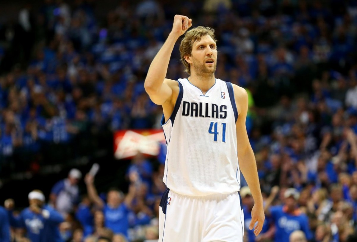 Dirk Nowitzki - richest basketball players
