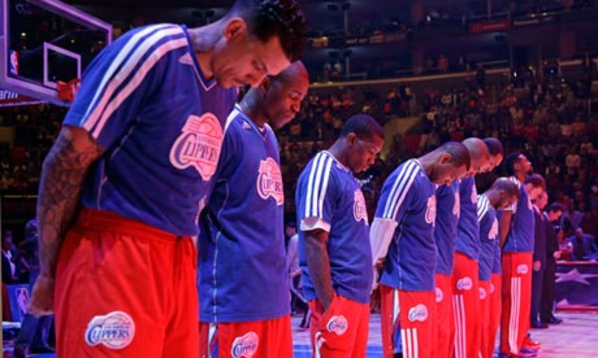 Are the Clippers in trouble?