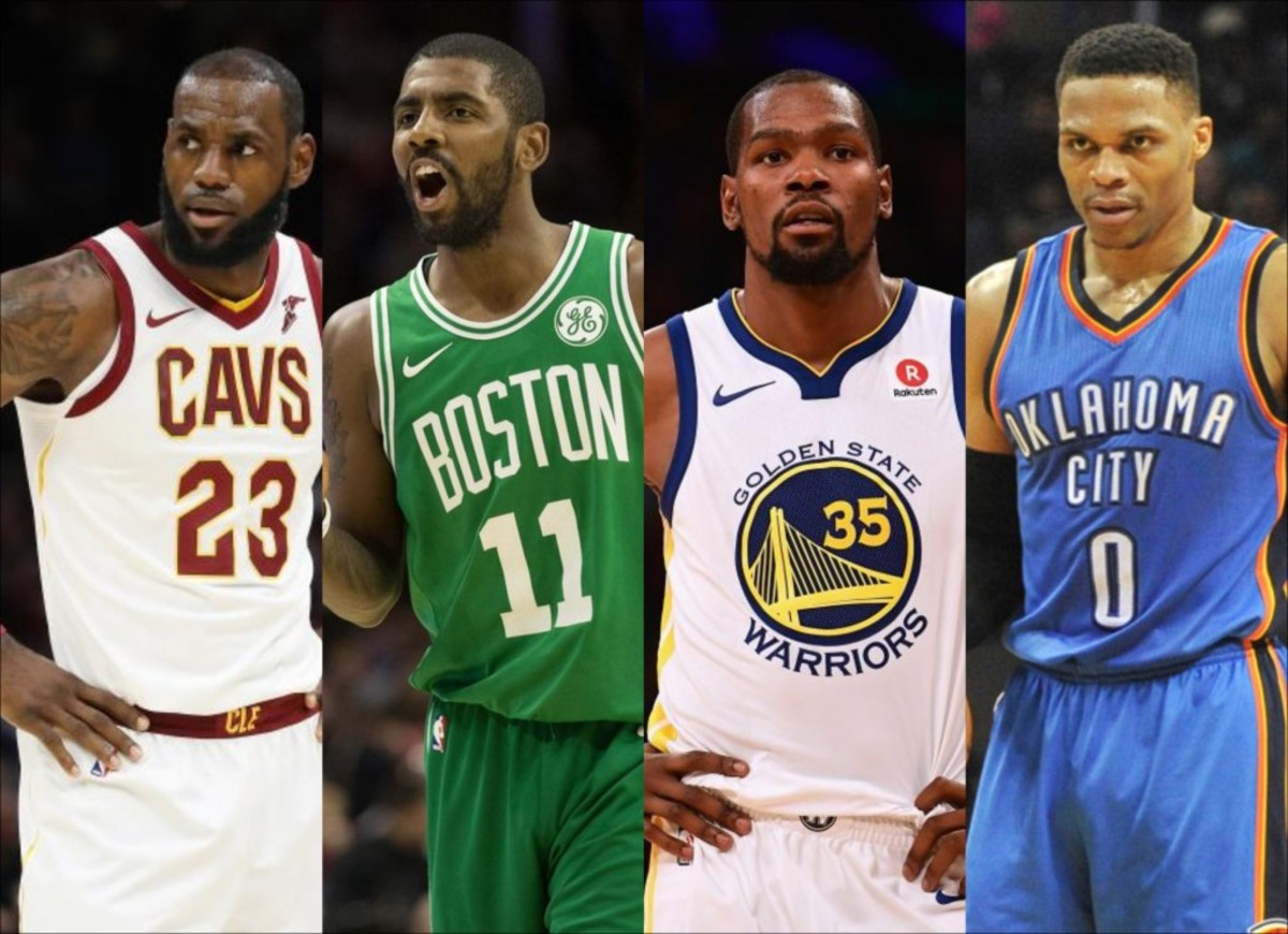 Top 5 Matchups Everyone Wants To Watch In The 2018 NBA Playoffs