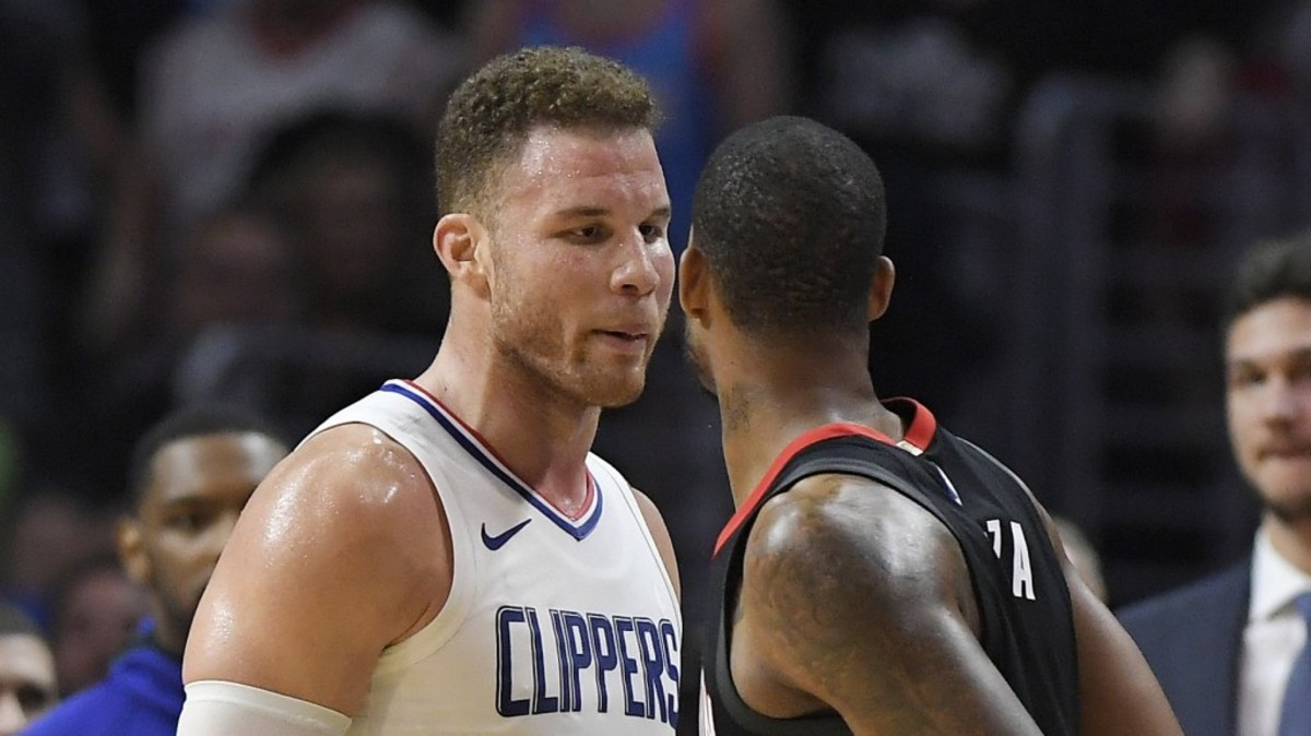 Clippers-Rockets