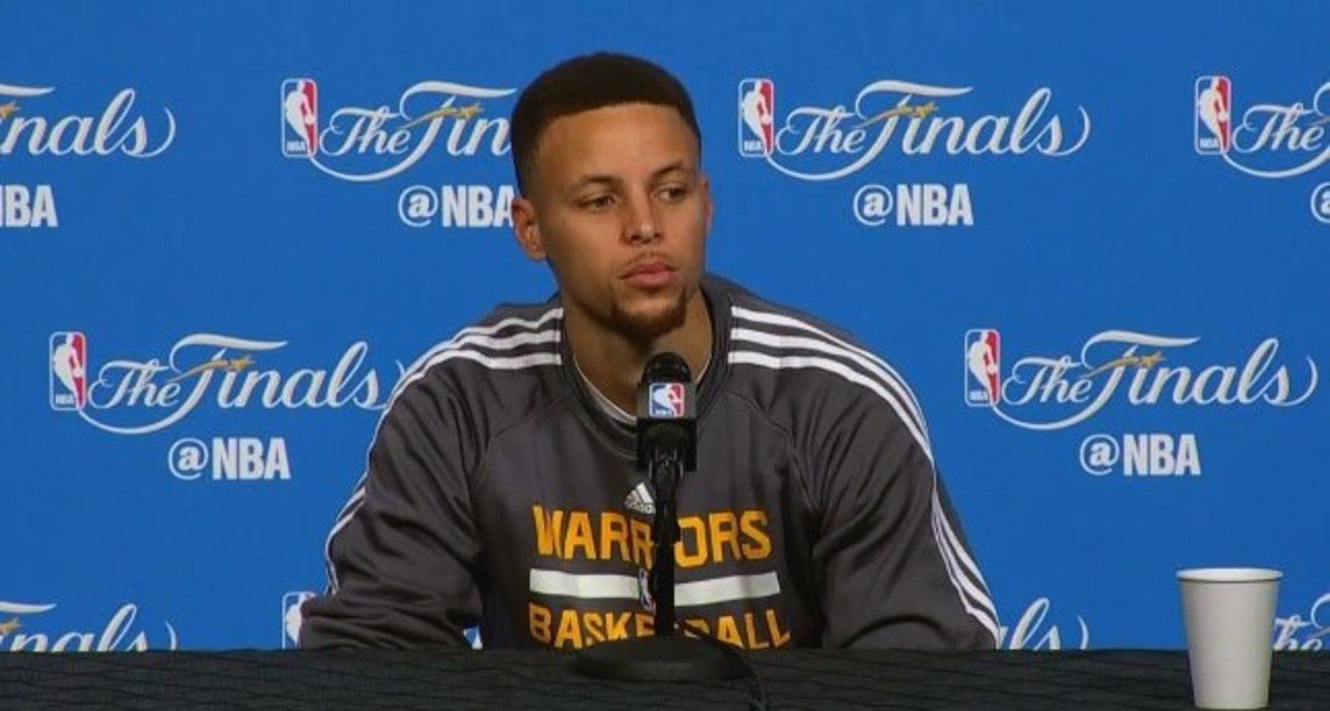 curry new contract warriors