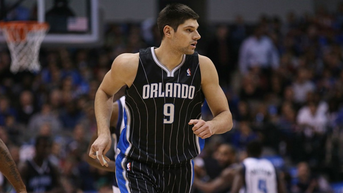 Nikola Vucevic Orlando Magic