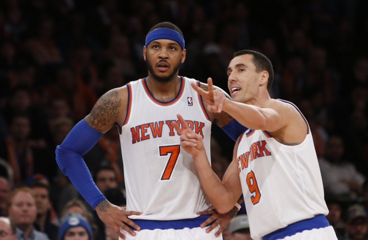 Top 5 Oldest Rookies In NBA History Pablo Prigioni